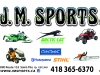 Affichage publicitaire J.M. Sports