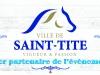 Affichage publicitaire Ville de Saint-Tite