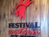 Enseigne Festival Western St-Tite