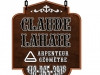 Enseigne Claude Lahaie, arpenteur-géomètre