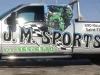 Véhicule commercial J.M. Sports