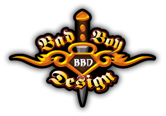 Logo Bad Boy Design